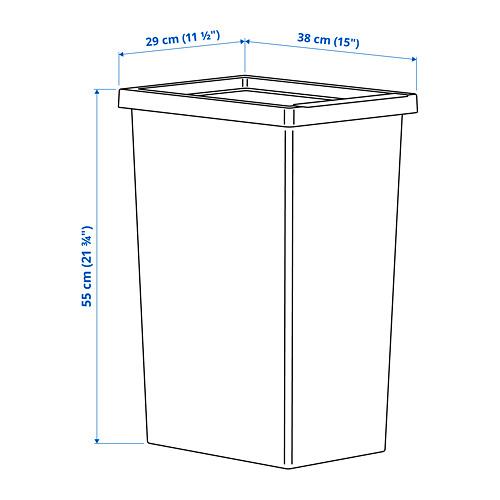 FILUR контейнер с крышкой