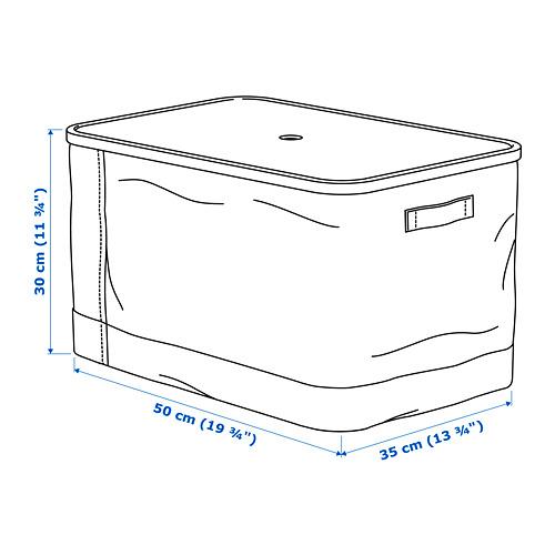 RABBLA коробка с крышкой