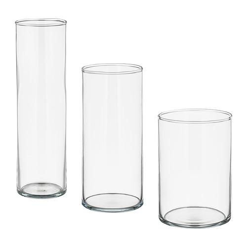 CYLINDER набор ваз,3 штуки