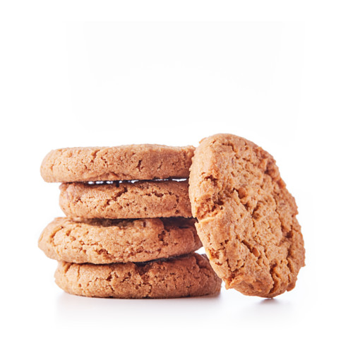KAFFEREP biscuits with almonds