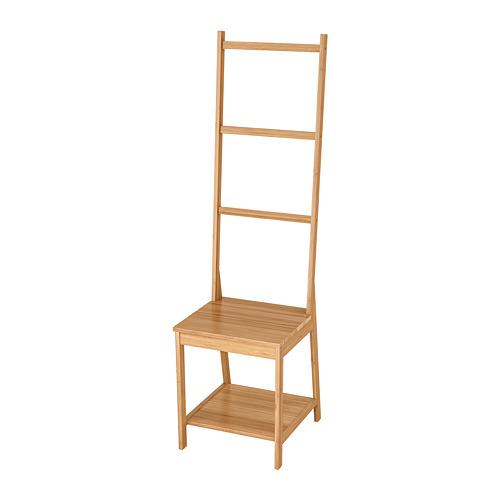 RÅGRUND стул с держателями д/полотенец