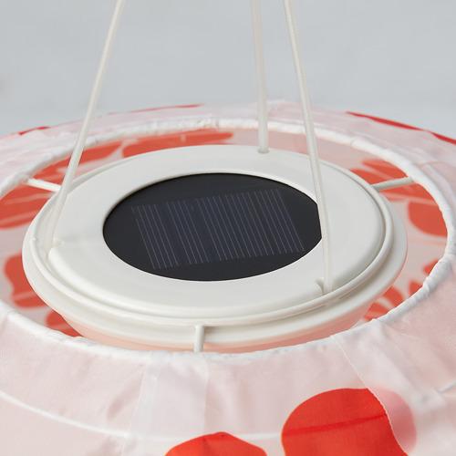 SOLVINDEN kab. LED šviestuvas su saulės bat.