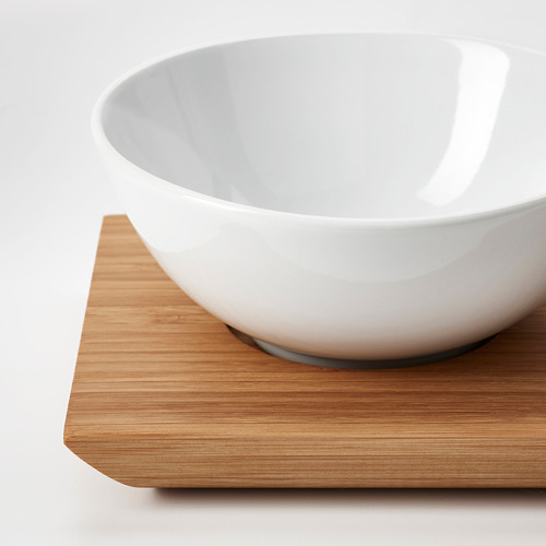 TYNGDLÖS tray with 3 bowls