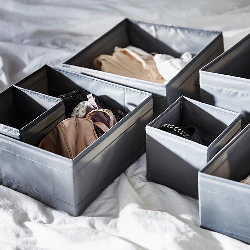 SKUBB box, set of 6