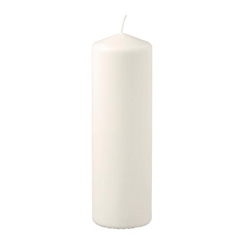 FENOMEN unscented block candle