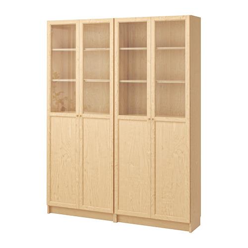 BILLY/OXBERG bookcase