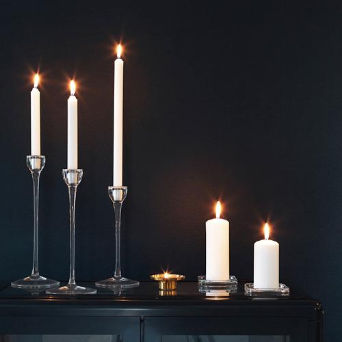 JUBLA неароматическая свеча