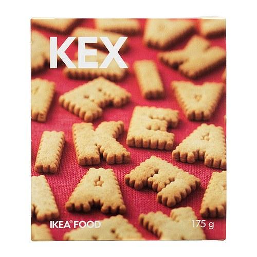 KEX sausainiai