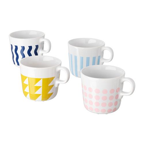 FRAMKALLA mug