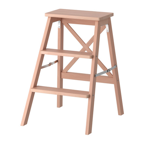 BEKVÄM stepladder, 3 steps