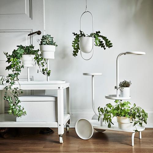 CHILISTRÅN augalų stovas su ratukais