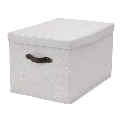 BLÄDDRARE коробка с крышкой