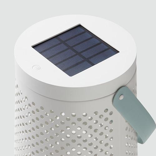 SOLVINDEN напольн светодиод светильник/слн бт