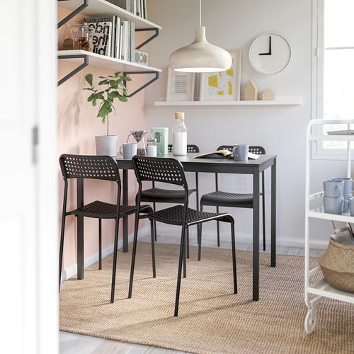 ADDE/TÄRENDÖ stalas ir 4 kėdės