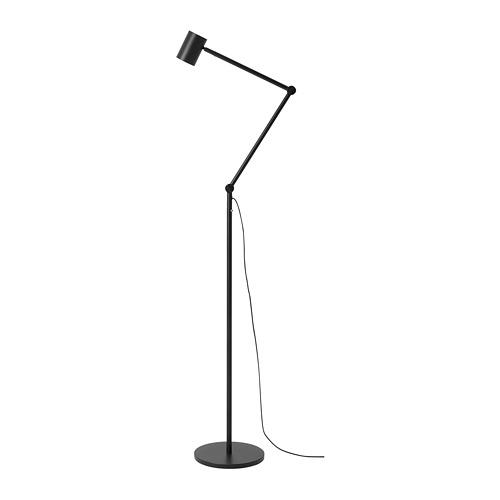 NYMÅNE floor/reading lamp