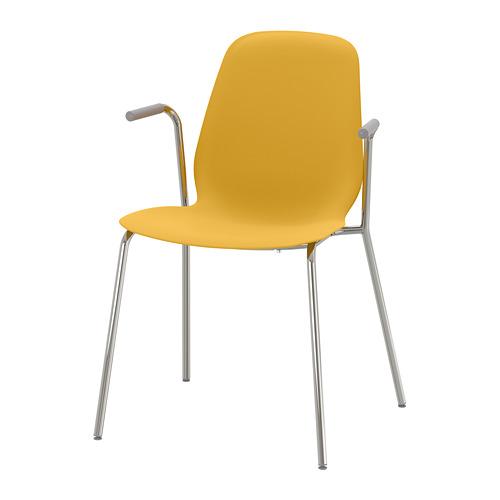 LEIFARNE käetugedega tool
