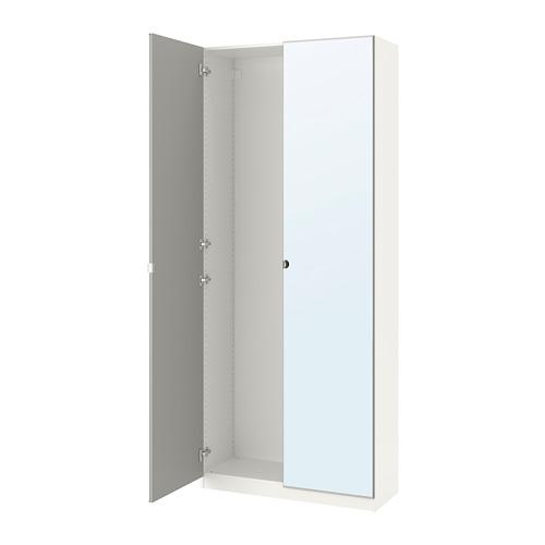 PAX гардероб 2-дверный