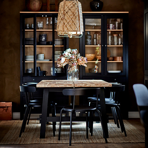 SKOGSTA dining table