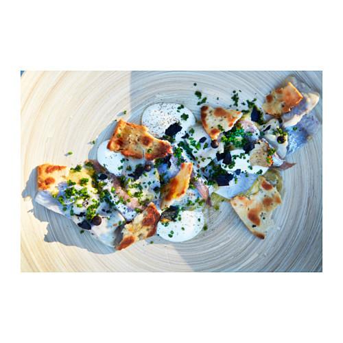 SILL SENAP marinated herring w mustard sauce