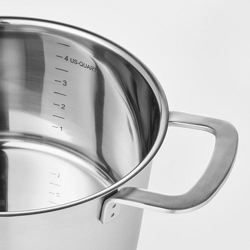 IKEA 365+ набор кухонной посуды, 3 предметa