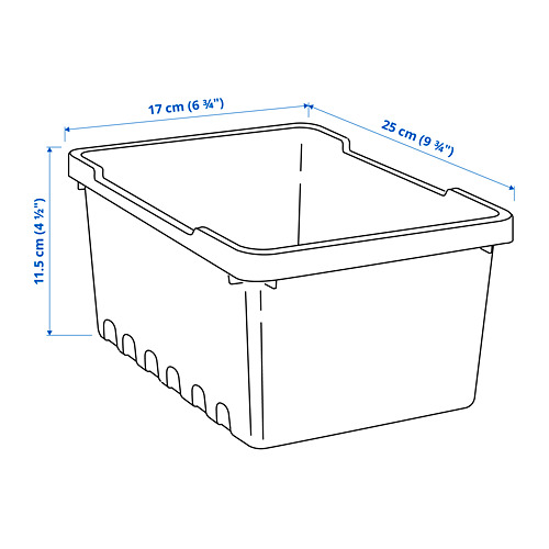 UPPSNOFSAD контейнер