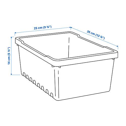 UPPSNOFSAD dėžė