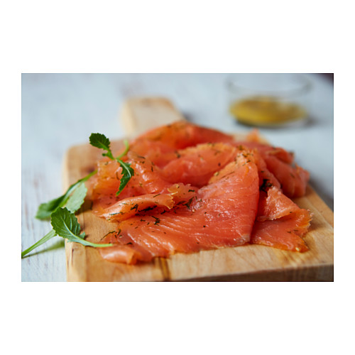 SJÖRAPPORT cured salmon