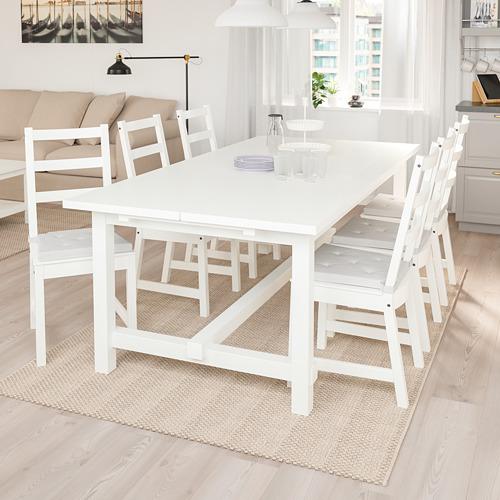 NORDVIKEN extendable table