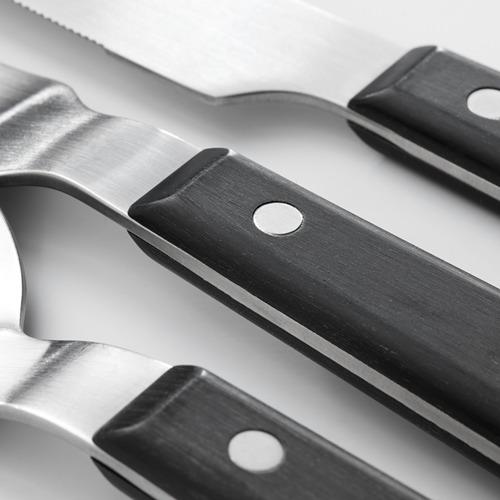 LIVNÄRA 24 dalių stalo įrankių rinkinys