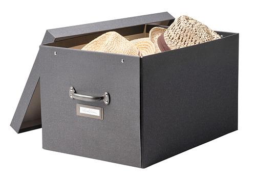 TJOG storage box with lid