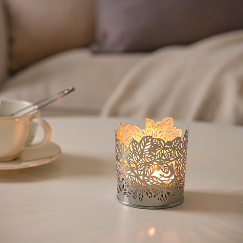 SAMVERKA tealight holder