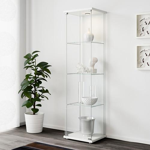 DETOLF шкаф-витрина
