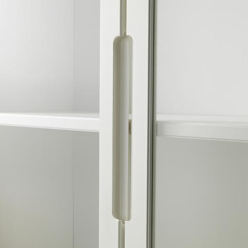 REGISSÖR spintelė su stiklinėmis durimis