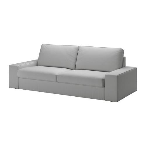 KIVIK cover three-seat sofa