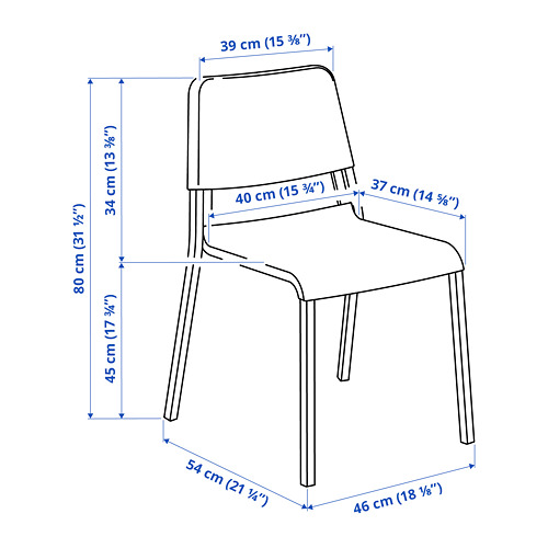 TEODORES стул