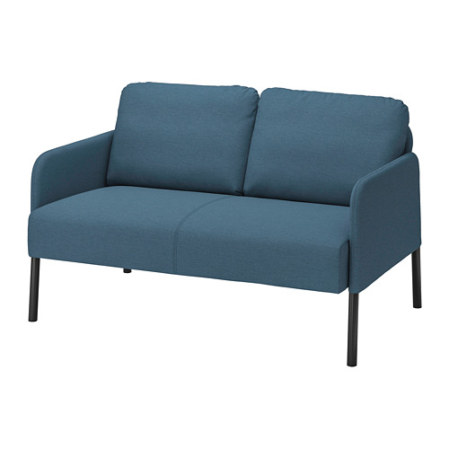 GLOSTAD 2-seat sofa