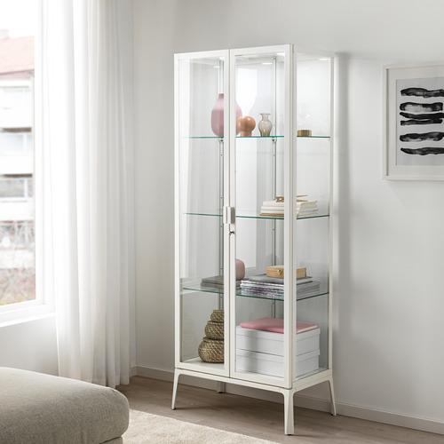MILSBO шкаф-витрина