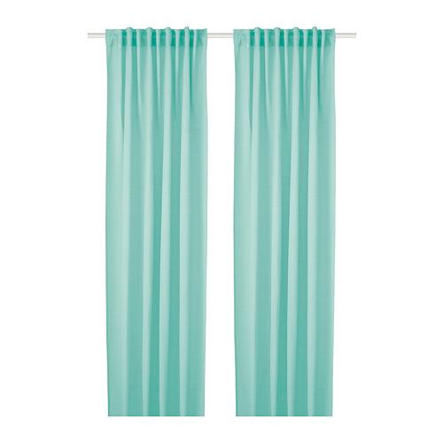 HILJA curtains, 1 pair