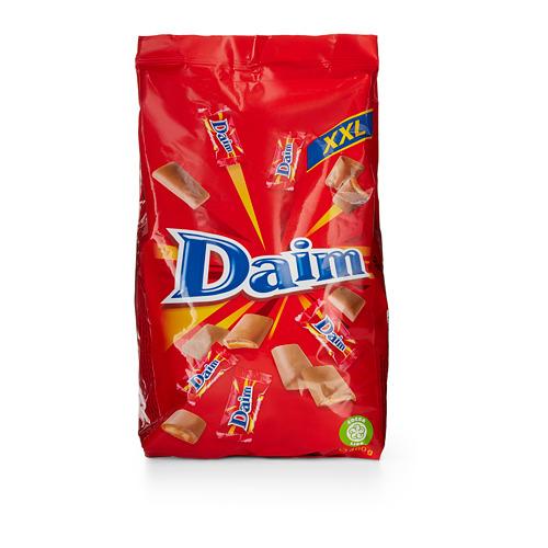 DAIM MINI конфеты шоколадные Дайм