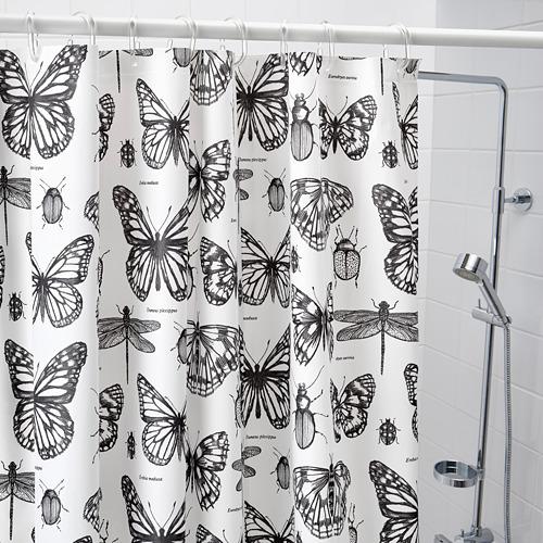 SOMMARMALVA штора для ванной