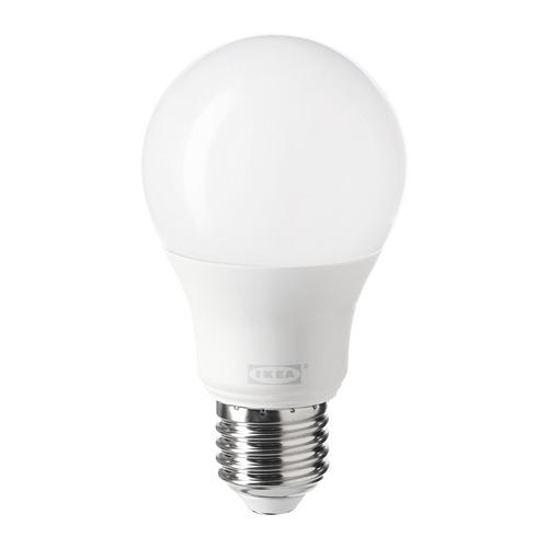 TRÅDFRI LED lemputė E27, 806 liumenai