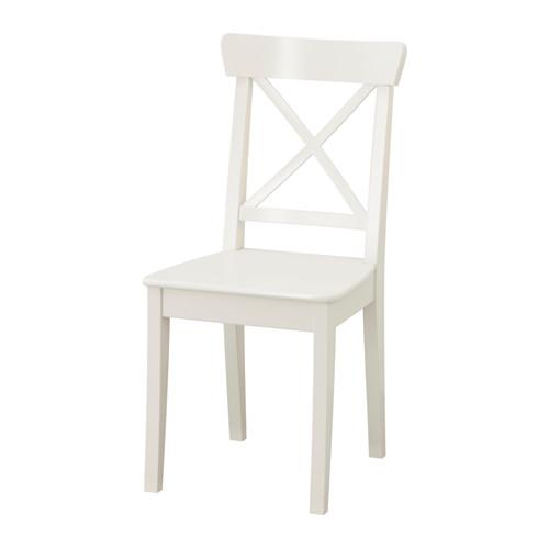 INGATORP/INGOLF stalas ir 4 kėdės