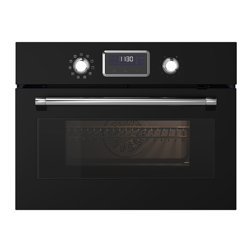 SMAKSAK microwave combi with forced air