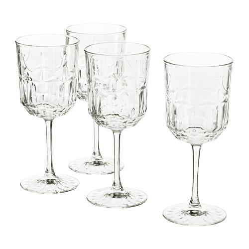 SÄLLSKAPLIG wine glass