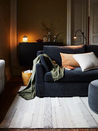 BRÖNDEN rug, low pile