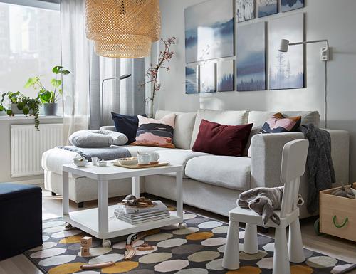 TORRILD rug, low pile