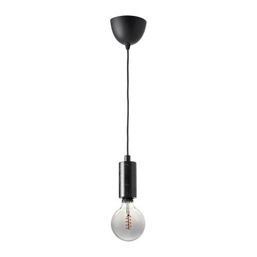 ROLLSBO/MARKFROST подвесной светильник с лампочкой