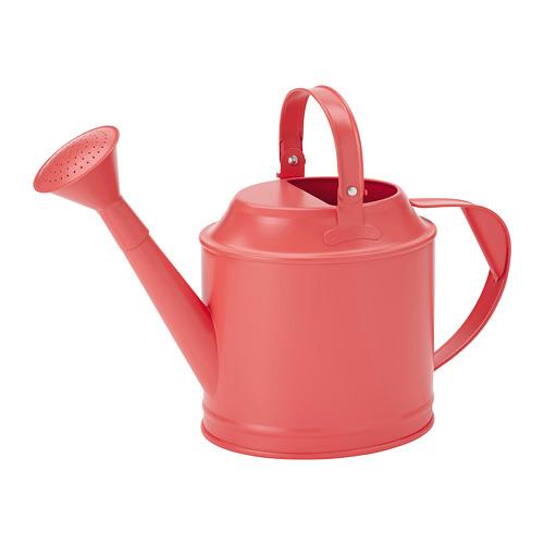 SOCKER, lejkanna 29 cm lietošanai telpās vai ārā oranži rozā krāsā