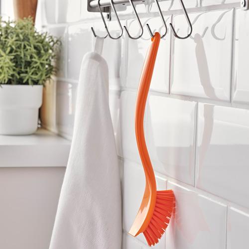 ANTAGEN indų plovimo šepetys (perkant internetu, spalva parenkama atsitiktinai)