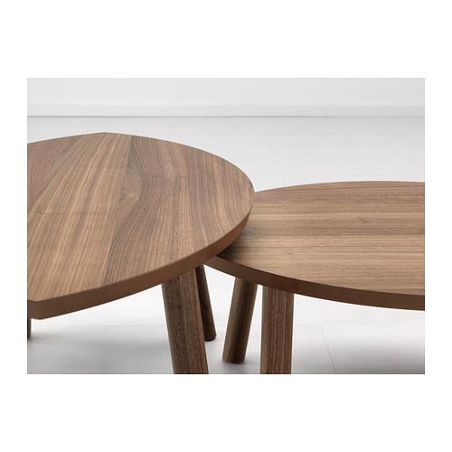 STOCKHOLM комплект столов, 2 шт